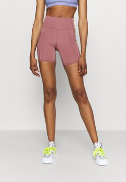Cotton On Body - LIFESTYLE POCKET BIKE SHORT - Collant - dusty rose