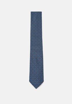 HUGO - TIE - Cravate - dark blue