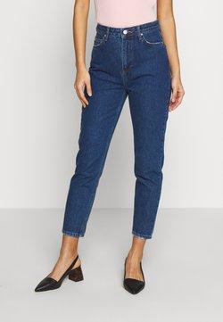 Trendyol - MAVI - Slim fit jeans - navy