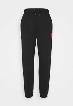 HUGO - DICHIBI REDLABEL - Jogginghose - black