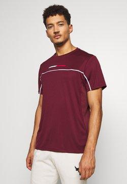 Tommy Hilfiger - PERFORMANCE - T-Shirt print - purple