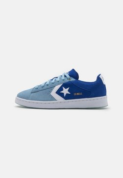 Converse - PRO HEART OF THE CITY UNISEX - Sneaker low - rush blue/sea salt blue/white