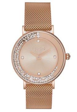 LIU JO - DANCING SLIM - Horloge - rose gold-coloured