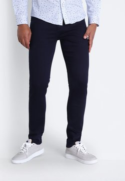 BONOBO Jeans - Slim fit jeans - denim blue black