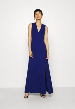 IVY & OAK - BACK SLIT DRESS MAXI - Ballkleid - illuminated blue