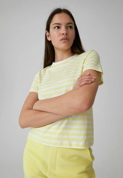 EDITED - LEILA - T-Shirt print - yellow