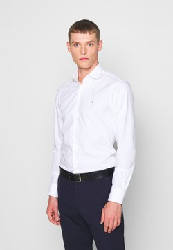Tommy Hilfiger Tailored - GER POPLIN CLASSIC - Businesshemd - white