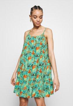Superdry - DAISY BEACH DRESS - Freizeitkleid - green