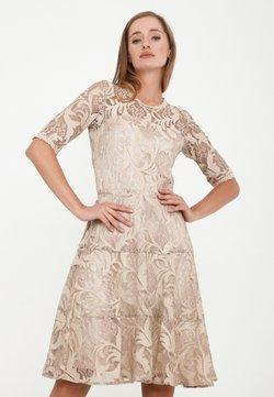 Madam-T - SAPALERI - Cocktailkleid/festliches Kleid - beige