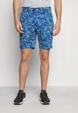 Polo Ralph Lauren Golf - GOLF ATHLETIC-SHORT - Träningsshorts - dark blue