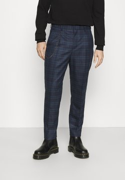 Shelby & Sons - MAYS TROUSER - Stoffhose - navy