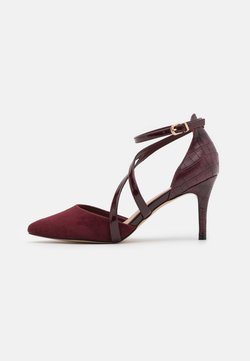 Wallis - CARRIE - Pumps - mulberry