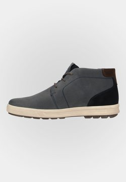 camel active - Sneaker high - blau