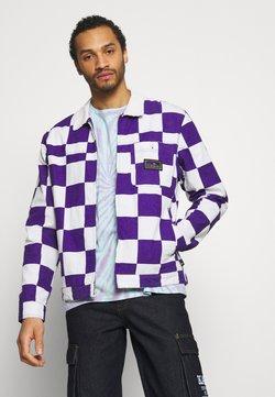 Quiksilver - BOX CHECKER JACKET - Leichte Jacke - prism violet