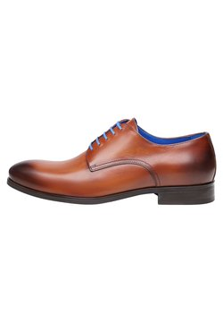 SHOEPASSION - NO. 5572 BL - Business-Schnürer - cognac