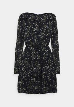 Patrizia Pepe - ABITO DRESS - Freizeitkleid - black