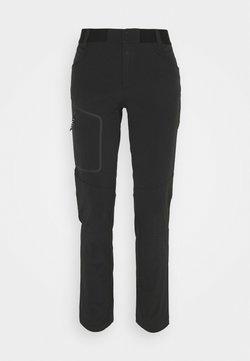Peak Performance - LIGHT SCALE PANT - Trousers - black