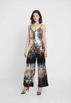 Miss Selfridge - STRAPPY SEQUIN - Combinaison - bronze