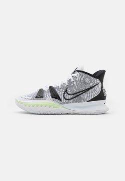 Nike Performance - KYRIE 7 - Indoorskor - white/black/glow/hyper royal
