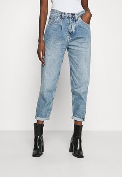 Calvin Klein Jeans - BAGGY - Relaxed fit jeans - denim light