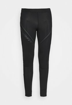 Dynafit - WINTER RUNNING TIGHTS - Tights - black out