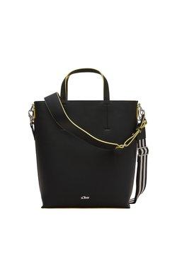 s.Oliver - Shopper - black