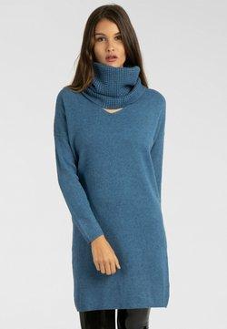 Apart - Vestido de punto - blau