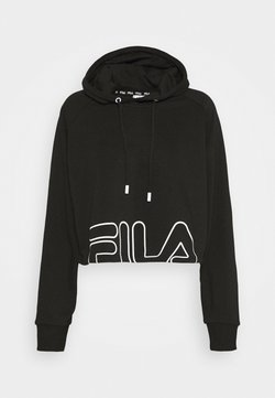 Fila - LENI - Sweat à capuche - black