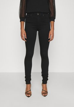 ONLY - ONLGLOBAL - Jeans Skinny Fit - black