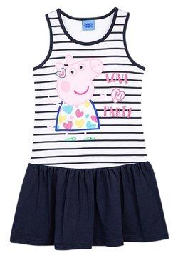 Peppa Pig - Jerseykleid - navy blazer