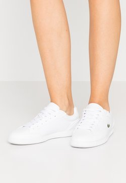 Lacoste - GRADUATE CAP - Sneaker low - white