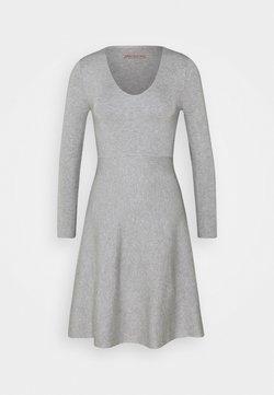 Anna Field Petite - Robe pull - grey