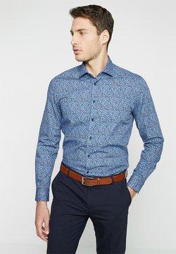 Tommy Hilfiger Tailored - FLOWER CLASSIC SLIM FIT - Camisa - dark blue