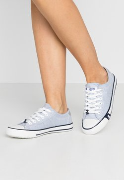 Le Temps Des Cerises - EASY - Sneakers laag - blue