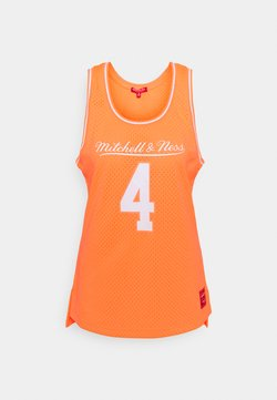 Mitchell & Ness - BRANDED WOMENS ESSENTIALS - Toppi - pink