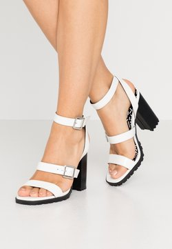 Even&Odd - High heeled sandals - white