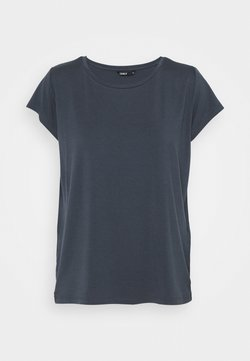 ONLY - ONLGRACE  - T-Shirt basic - ombre blue