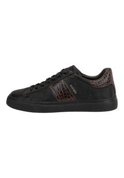 Aigner - DAVID  - Sneaker low - black/ brown