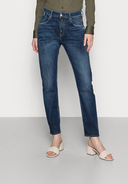 Replay - MARTY PANTS - Relaxed fit jeans - medium blue