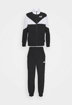 Puma - SUIT SET - Trainingsanzug - black