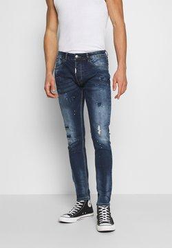 Alessandro Zavetti - LAZARO - Jeans Slim Fit - indigo