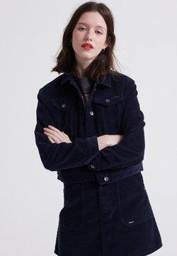 Superdry - Summer jacket - dark navy blue