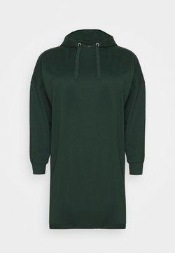 Even&Odd Curvy - Vestido informal -  dark green