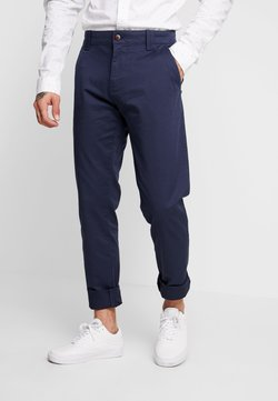 Tommy Jeans - SCANTON PANT - Chinot - blue