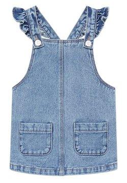 Mango - ELVA - Jeanskleid - lichtblauw