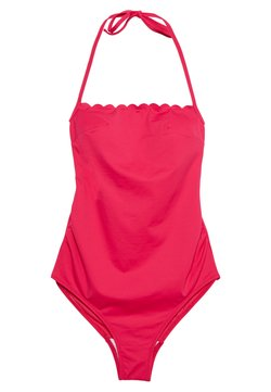 Cache Coeur - KYOTO ONE PIECE MATERNITY BATHING SUIT WITH FIXED PADS - Bañador - fuchsia
