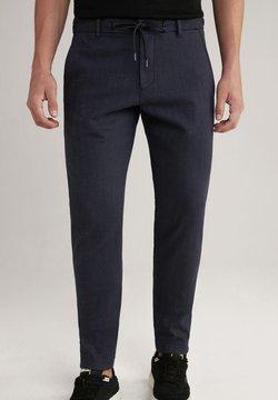 JOOP! Jeans - MAXTON - Chino - anthrazit gemustert