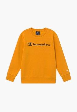 Champion - LEGACY AMERICAN CLASSICS CREWNECK  - Bluza - yellow
