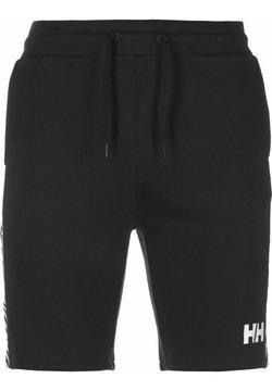 Helly Hansen - ACTIVE SHORTS - Pantalón corto de deporte - ebony