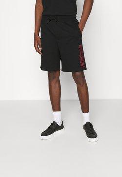 HUGO - DOOLIO - Shorts - black